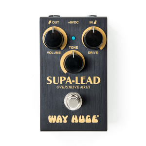Pedal Dunlop WM 31 Supa-lead Way Huge Smalls Overdrive MKIII
