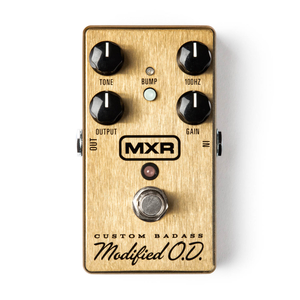 Pedal MXR M 77 Custom Badass Modified OD Dunlop