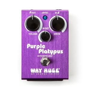Pedal Dunlop Way Huge WHE 800 Purple Platypus Octidrive