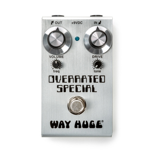 Pedal Dunlop Way Huge WM 28 Overrated Special Overdrive