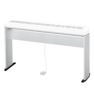 Estante Piano Casio CS 68 PWEC2 Para PX-S1000 e PX-S3000 Branco