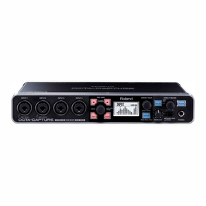 Interface de Audio Roland UA 1010 USB 2.0 OCTA-CAPTURE
