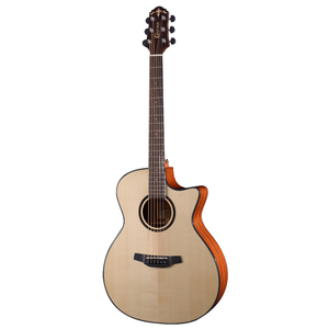 Violão Crafter HG 500 CE/N Grand Audithorium Natural