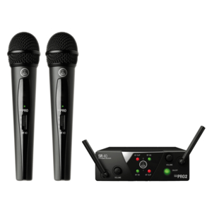 Sistema sem Fio Akg Wms 40 Mini 2 Vocal Set US25 A/C