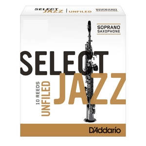 Palheta Select Jazz Sax Soprano Rrs1ssx2m 2 Medium Unfiled