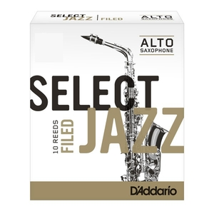 Palheta Select Jazz Sax Alto Rsf1asx3m 3 Medium Filed