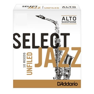 Palheta Select Jazz Sax Alto Rrs1asx3s 3 Soft Unfiled
