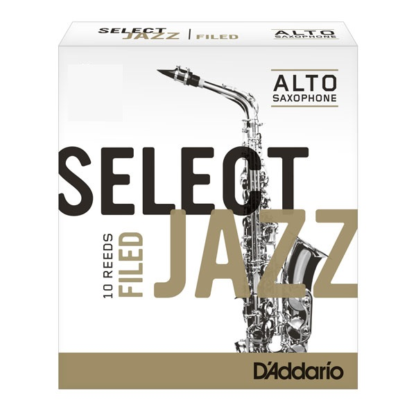 Palheta Select Jazz Alto Rsf1asx2s 2 Soft Filed
