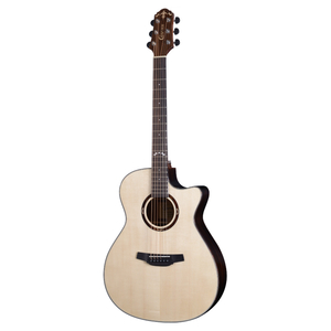 Violão Crafter HG 700 CE/N Grand Audithorium Cutway Natural