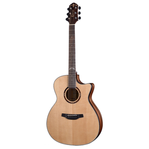 Violão Crafter HG 800 CE/N Grand Audithorium Cutway Natural