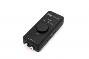 Interface de Audio Ik Multimedia Irig Stream