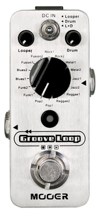 Pedal Mooer Groove Loop Drum Machine e Looper MLP2