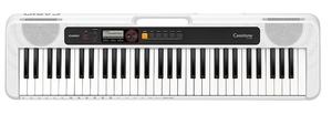 Teclado Casio CT S200 WE Casiotone Branco 61 Teclas
