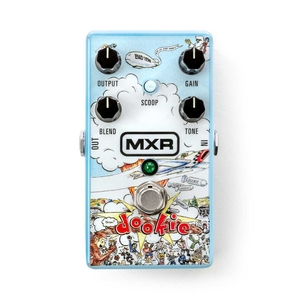 Pedal MXR DD25 Dookie Drive 25TH Green Day LTD Dunlop