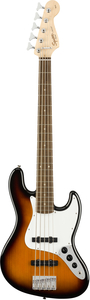 Contrabaixo Fender 037 1575 Squier Affinity J.Bass V LR 532 Brown Sunburst