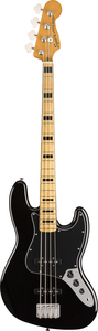 Contrabaixo Fender 037 4540-Squier Classic Vibe 70S J.Bass MN-506-Black