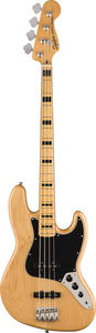 Contrabaixo Fender 037 4540-Squier Classic Vibe 70S J.Bass MN-521-Natural