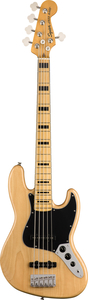 Contrabaixo Fender 037 4550-Squier Classic Vibe 70S J.Bass V MN-521-Natural