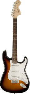 Guitarra Fender 037 0600 Squier Affinity Strat LR - 532 - Brown Sunburst