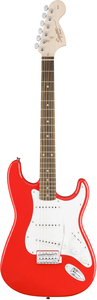 Guitarra Fender 037 0600 Squier Affinity Strat LR - 570 - Racing Red