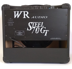 Amplificador de Guitarra Wr Audio Steel 70 GT 10 50Wrms