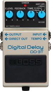 Pedal Boss DD 3T Digital Delay