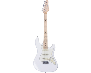 Guitarra Stratocaster Strinberg STS 100 WH  branco