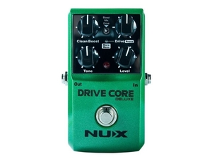 Pedal Nux Drive Core Deluxe Overdrive