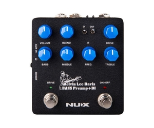 Pedal Nux Melvin Lee Davis Preamp Bass