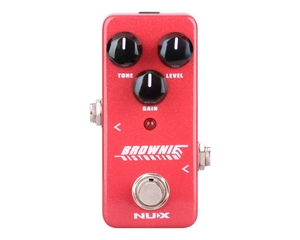 Pedal NUX Mini Brownie NDS-2 Distortion