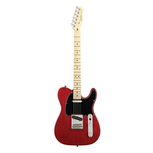 Guitarra Fender 011 3202 - Am Standard Telecaster Ash Mn - 738 - C.Red