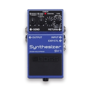 Pedal Boss SY-1 Guitar Synthesizer