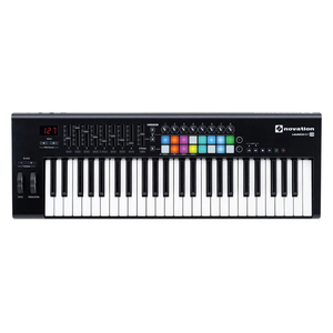 Controlador Novation Launch Key 49 MK2 USB 49 Teclas