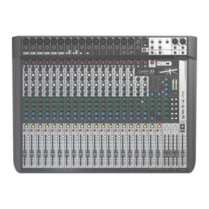 Mesa De Som Soundcraft Signature 22 MTK