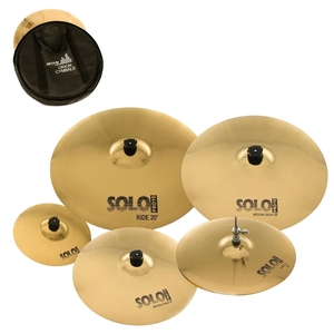 Kit de Pratos Orion Solo Pro 10 Com Bag Full Set 12+1416+18+20 com Bag - SP102