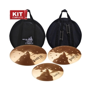 Kit Prato Orion Rage10 Rg 90 Set 141820 Com Bag