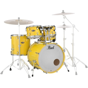 Bateria Pearl Decade Maple DMP925SP #228 Solid Yellow 22101216+14 - Shell Pack