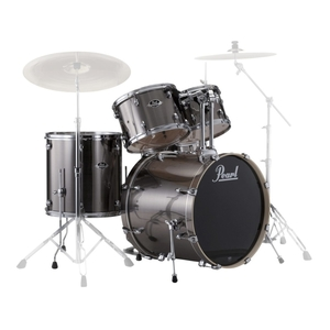 Bateria Pearl Export EXX 705 SP 20/10/12/14/1455S #21 Smokey Chrome Shell Pack