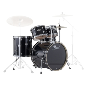 Bateria Pearl Export EXX 705 SP 20/10/12/14/1455S #31 Jet Black Shell Pack -
