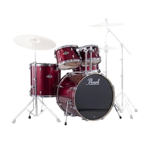 Bateria Pearl Export EXX725 SP #760 Burgundy Shell Pack 22/10/12/16/14x5.5
