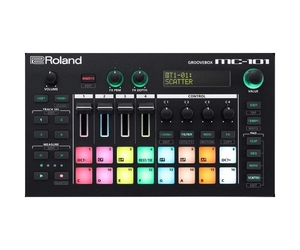 Groovebox Roland MC-101 - Rhythm Maker