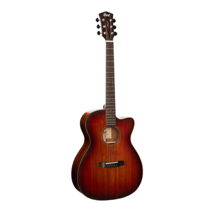 Violão Cort CORE OC ABW - OPLB/C Captação Fishman® Sonitone® - All Solid - Open Pore Light Burst