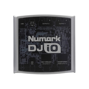 Kit Numark Total Computer DJ In A Box