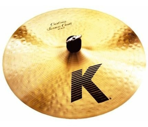 Prato Zildjian K Custom 16 K0990 - Session Crash
