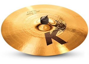Prato Zildjian K Custom 17 K1217 - Hybrid Crash
