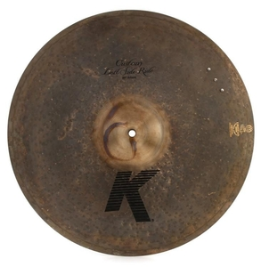 Prato Zildjian K Custom 20  K0986 - Left Slide Ride
