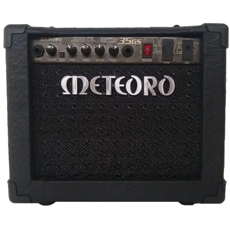 Cubo Guitarra Meteoro Space Junior 35GS
