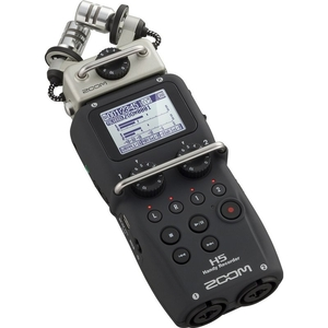 Gravador Digital Zoom H 5 Handy Recorder