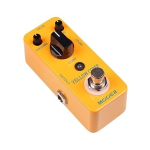 Pedal Mooer Yellow Comp Compressor MCS2
