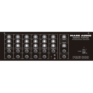 Cabeçote Multiuso Mark Audio PM6 800